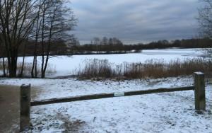 Hummelsee-Winter